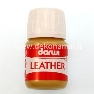 Water-based paint, ready to use <br />For decorating of light and dark leathers <br />Also suitable for synthetic leather <br />Very soft and flexible <br />Air drying in 48 hours <br />Wash resistant, indelible after drying <p>APPLICATIONS <br />Application with a brush for large areas or with the marker for fine and detailed designs and lines <br />By adding white you can create an infinite range of pastel shades <br />Clean used materials with water </p>