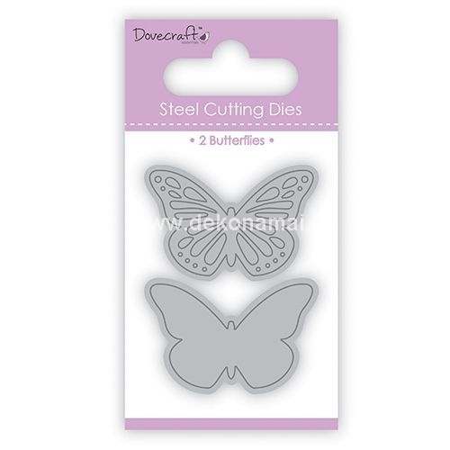 <p>Cutted form size: 45&nbsp; x 35&nbsp; mm;</p><p>Cuts through paper, cardstock and 2mm foam/</p><p>Compatible with the most die-cutting machines. </p>