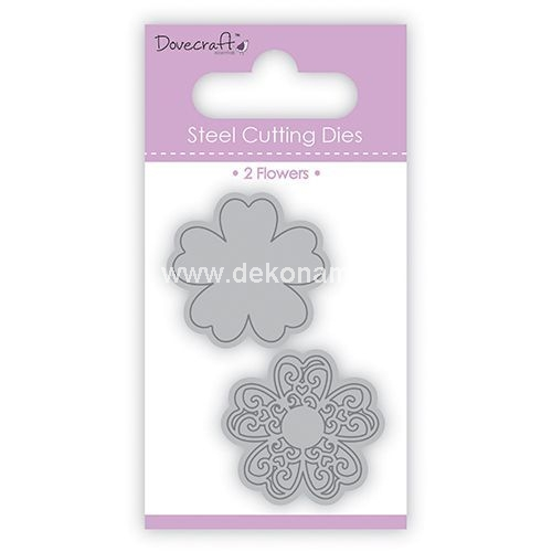 <p>Cutted form size: 35 x 35&nbsp; mm;</p><p>Cuts through paper, cardstock and 2mm foam/</p><p>Compatible with the most die-cutting machines. </p>