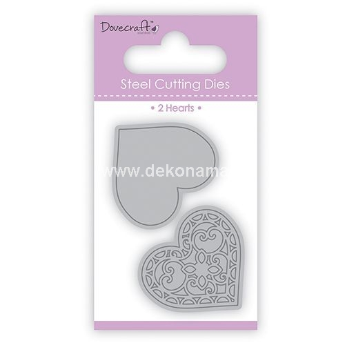 <p>Cutted form size: 40 x 40&nbsp; mm;</p><p>Cuts through paper, cardstock and 2mm foam/</p><p>Compatible with the most die-cutting machines. </p>