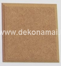 Size: 12.3x12.3cm, thickness 7mm
