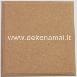 Size: 16.3x16.3cm, thickness 7mm