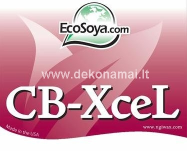 EcoSoya CB-XceL Instructions<p>EcoSoya CB-XceL uses a new technology that allows for top surface re-melting. With smooth, even burn pool with consistent color retention, CB-XceL is highly frost resistant and works great with dyes.<br />Containers/Jars</p><p>Containers and jars should be clean and at ambient temperature.No pre-heating is necessary.<br />Dyes</p><p>Most dyes (powder, liquid, chips, blocks, etc.) work with CB-XceL. To achieve better color depth, use about 30% more dye. When using powder dyes, heat the wax to 190&deg;F (87.8&deg;C), add the dye, and mix until dissolved. Powder dyes may also be dissolved in fragrances and then added to the melted wax (be sure the dye has dissolved completely before adding). *When using powder dyes dissolved in fragrance, liquid dyes, color blocks, chips or no dye, heat the wax to 155&deg;F (68.3&deg;C).<br />Fragrances</p><p>Due to its advanced technology, it is very important to work with the fragrance manufacturer to use fragrances specifically designed for and tested in CB-XceL.  Please do not assume that a fragrance working in any other wax (soy or paraffin) will automatically work in CB-XceL. Recommended maximum scent load is about 12%. To minimize scent loss, add scent prior to pouring but at a wax temperature no less than 135&deg;F (57.2&deg;C). Accommodate for temperature drop due to the addition of the cooler scent when targeting the pour temperature. Optimum hot scent throw is achieved with a full diameter burn pool at a depth of &frac14; to &frac12; inch (0.6 to 1.3 cm). Some scents may react poorly causing bleed, objectionable frosting, or poor flame quality. Try a different scent or manufacturer to correct that occurrence.<br />Wicking</p><p>CB-XceL requires larger wicking than paraffin. Wicks such as paper cored, cotton cored or metal cored should be avoided as they tend to cause sooting and carbon build-up.  A general rule of thumb:  have a full burn pool of &frac14; to &frac12; inch (0.6 to 1.3 cm) deep, from side to side, in approximately the same number of hours for every inch (2.5 cm) of the container diameter.</p><p>Example: An Apothecary jar with a diameter of 4 inches (10.2 cm) should achieve a burn pool depth of &frac14; to &frac12; inch (0.6 to 1.3 cm), side to side, within about 4 hours.</p><p>The following table, listed in no particular order, suggests a starting point for the type and size of wicks to begin testing with; note that adjustments may be needed.  Keep wicks trimmed to &frac14; inch (0.6 cm).  If you experience poor flame quality or stability, try a different type of wick.  Test burning should be done after the candle has had a chance to set up and cure for 48 hours after pouring.</p><p>Melting</p><p>Melt CB-XceL to a minimum of 155&deg;F (68.3&deg;C)** under gentle agitation to promote even heating and thorough mixing. Allow the wax to cool to the desired pour temperature. **When using powder dyes, heat the wax to 190&deg;F (87.8&deg;C) to ensure dye is completely dissolved.<br />Pouring</p><p>Pour temperatures will vary according to container type and size, fragrance(s), essentials oils, dye(s), and the candle effects you desire.</p><p>Different container configurations result in various cooling rates. Cooling too quickly or too slowly can cause concaving and/or frosting.  A recommended starting temperature is 140&deg;F (60&deg; C).  Adjustments up or down may be necessary. CB-XceL can be poured as low as 107&deg;F (41.7&deg;C) if the wax is continually mixed until poured. If choosing to pour at 135&deg;F (57.2&deg;C) or lower, first add the scent at a higher temperature (about 140&deg;F (60&deg;C)), then allow wax to cool to desired pour temperature. Pour temperatures should be checked and confirmed according to seasonal changes.</p><p>As the candle is being poured, it is typical for wax to solidify at first contact with the container.  CB-XceL should have a pour temperature high enough so that when the container is full, the initial solidified wax has re-melted.  Please note-the temperature should not be so high that the liquid wax sits more than 30 minutes before starting to solidify.</p><p>CB-XceL Multi-Layer Pour: When using CB-XceL two pours may be desired for multiple layers. Perform the first pour and allow the candle to set up with a warm but congealed soft center.  If the top of the candle has &quot;skinned&quot; over and left a void inside, poke two holes into the candle near the wick.</p><p>The second pour is done at a temperature 10&deg;-15&deg;F (6&deg;-8&deg;C) lower than the original pour temperature while the candle center is still warm but congealed.<br />Candle Cooling</p><p>Cool undisturbed candles at an ambient temperature of 70&deg; F (21.1&deg;C).  The containers should be about 1/2 inch (1.3 cm) apart to allow air circulation for even cooling.  The container should remain open during cooling for at least 24 hrs (large candles may require longer times).  Slower cooling will encourage container adhesion while quicker cooling will encourage container pull away.  CB-XceL is designed to adhere to the glass and should be encouraged to do so.  Candles should be allowed to sit undisturbed for 48 hours before test burning.<br />Test Burning</p><p>Test burn the candle for burn pool diameter and quality after it has setup (cured or dried) for a minimum of 48 hours.  Every combination of container, wax, dye, fragrances, and wick should be tested for burn quality.<br />Storage<br />Packaged:</p><p>CB-XceL flakes should be stored in a cool dry location away from direct heat, sunlight and moisture.  Temporary extremes in temperatures, cold or hot, have no adverse effect.  CB-XCEL may be used frozen, and, if partially melted, allow them to cool and re-solidify before use.<br />Liquid Bulk:</p><p>Liquid CB-XceL should be stored just above its melt point, without agitation and if possible under a nitrogen blanket.  Tanks and valves should be composed of black iron or stainless steel.  Contact with copper or brass will cause discoloration and off-odor.<br />General Trouble Shooting</p><p>Test for one variable at a time when trouble shooting to isolate the cause. Variables include (but are not limited to): the container, wax, dye, fragrance, wick, pour temperature, and environmental conditions such, as cooling temperature, along with manufacturing conditions.</p><p>    First make a candle in the container with only the wick (no dye or fragrance).  If it looks good then the wax is performing normally.<br />    Then, one at a time, change a variable. Try adding the dye without fragrance to the container, wax and wick.  If it looks good and burns well, the dye is compatible with the wax.<br />    Try adding the fragrance without dye to the container, wax and wick.  If it looks good and burns well, the fragrance is compatible with the wax.<br />    Try the dye and fragrance together with the container, wax and wick.  If it looks good and burns well the dye/fragrance combination is compatible with the wax.<br />    If you are experiencing burn problems, try a different type or size of wick.<br />    Other variables to try are different pouring and cooling temperatures and even different containers.<br />    Ensure all equipment and materials are contaminant free.</p><p>Test for one variable at a time when trouble shooting to isolate the cause.</p>